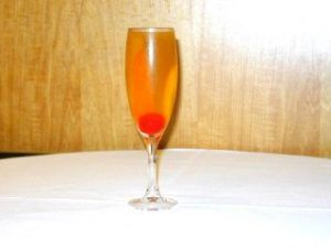Champagne Cocktail - clasicos
