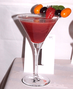 Bloody Sweet - cocktail AGABA